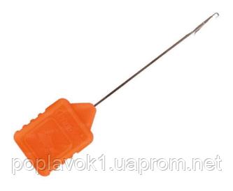 Игла Prologic Boilie Lip Needle Orange короткая с замком