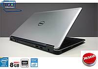 "Ноутбук Dell Latitude E7440 14"" IntelCORE i5/8GB/SSD256GB Б/У Гарантия"