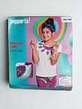 Модная  футболка от Хайди Клум Pepperst 122-140, фото 3