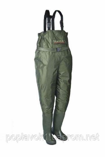 Заброды вейдерсы Traper Spodniobuty (43р)