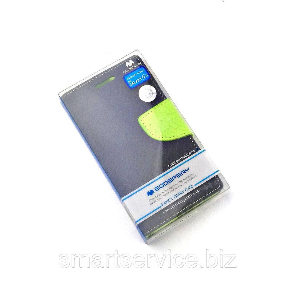 Чехол-книжка Mercury Goospery Fancy Diary Case для Samsung Galaxy S II GT-I9100