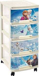 Органайзер для игрушек Frozen  40 л Curver