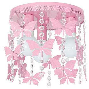 Потолочный светильник ELZA бабочки