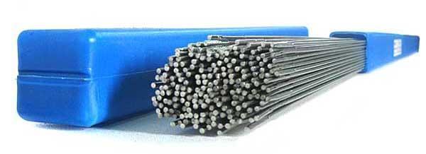 Пруток Ø2,4 мм ER308L(СВ-04Х19Н9) для сварки нержавеющих сталей (упаковка 0,5 кг)
