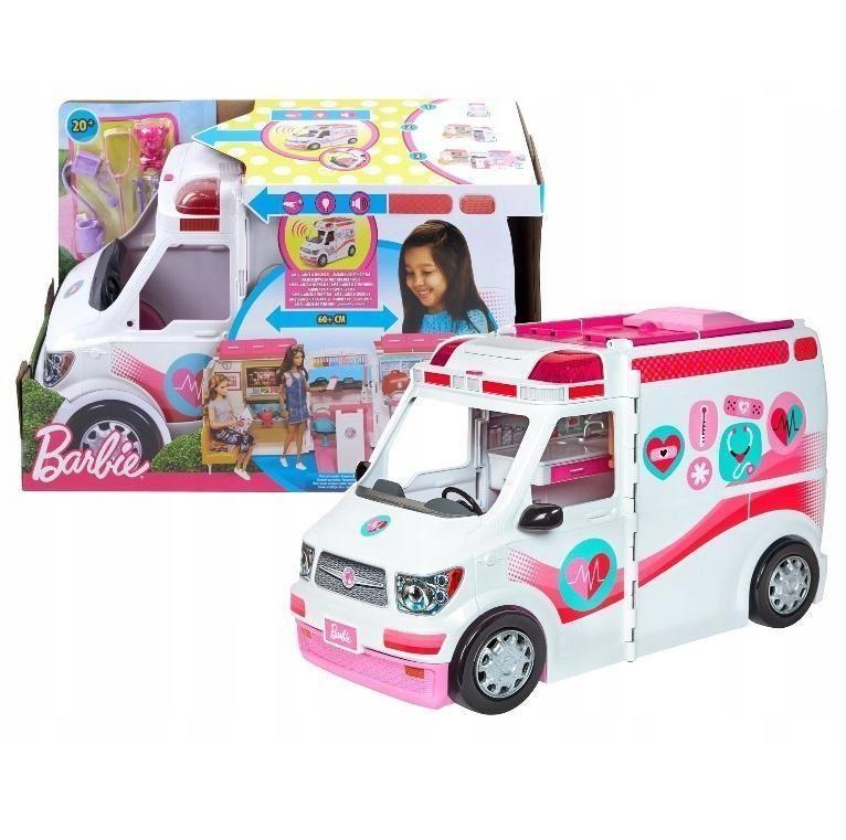 Набор Барби Машина скорой помощи  -  Barbie Care Clinic Vehicle l