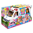 Набор Барби Машина скорой помощи  -  Barbie Care Clinic Vehicle l, фото 6
