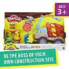 Набор для творчества Плей-До Бетоновоз Play-Doh Max The Cement Mixer, фото 3