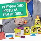 Набор для творчества Плей-До Бетоновоз Play-Doh Max The Cement Mixer, фото 4