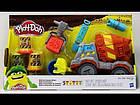 Набор для творчества Плей-До Бетоновоз Play-Doh Max The Cement Mixer, фото 5
