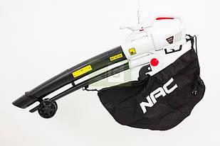 Пылесос для сада NAC VBE300-FS-H