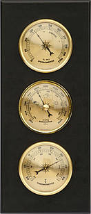Ретро метеостанция Термометр, Барометр, Гигрометр 094000