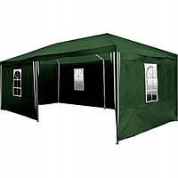 Садовый павильон, коммерческая палатка 3х6 м 6 стенок в комплекте