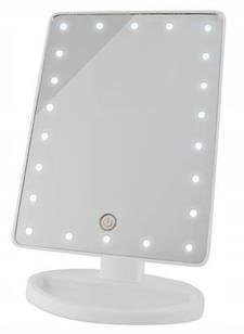 Светодиодное косметическое зеркало с подсветкой