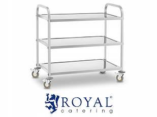 Тележка гастрономическая Royal Catering RCSW 3