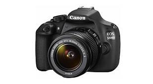 Фотокамера Canon EOS 1200D + EF-S 18-55 IS