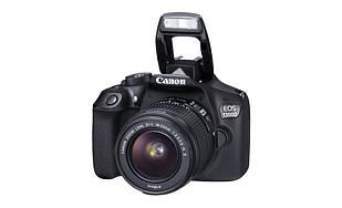 Фотокамера Canon EOS 1300D + EF-S 18-55 IS
