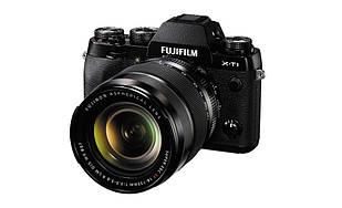 Фотокамера Fujifilm X-T1 + XF 18-135 мм f/3.5-5.6