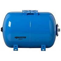 Гідроакумулятор Aquasystem VAO 50 л (горизонтальний), фото 1