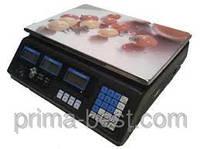Электронные торговые весы на 50 кг