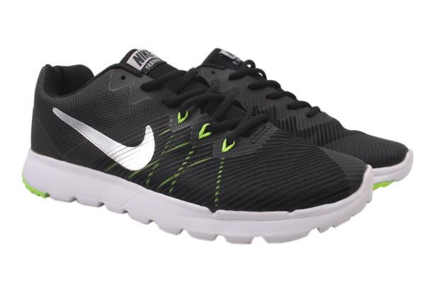 Кроссовки Nike сетка, цвет черный
