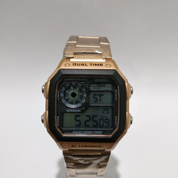 Мужские наручные часы Skmei #1335(Скмеи) заводской Китай Original