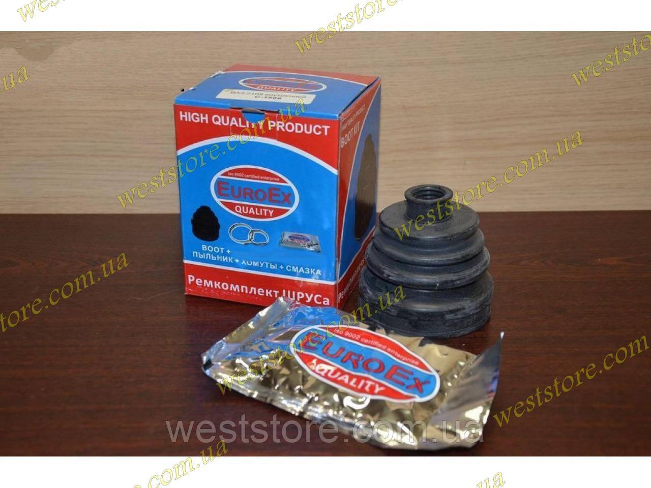 Пыльник шруса Ваз 2108 2110 2115 2170 внутренний  EuroEx Extra Венгрия