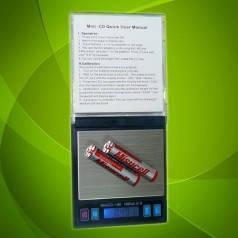 Ювелирные весы  SF 100/6251/Mini-CD 500g (0.01), фото 2