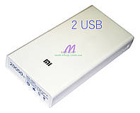 Повер банк Power Bank Xiaomi Mi 20000 mAh на 2 USB