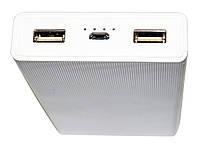 Повер банк Power Bank Xiaomi Mi 20000 mAh на 2 USB, фото 3