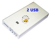 Power Bank Повер банк Xiaomi Mi 20000 mAh 2 USB