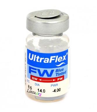 Контактная линза Ultra Flex Tint (3 месяца)