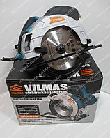 Пила дисковая Vilmas 1200-CS-185L (185 Диск, лазер)