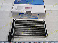 Радиатор отопителя (печки) алюминиевый ВАЗ 2108-2115, ЗАЗ 1102-1103, ЛуАЗ,2108-8101060,Лузар LRh 0108, фото 1