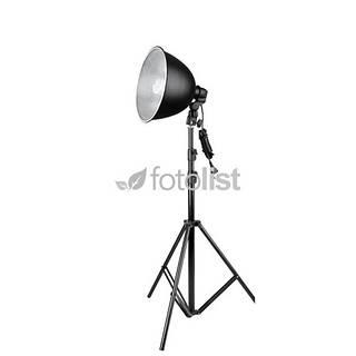 Набор постоянного студийного света Mircopro FL-102-1 KIT, 1х28w, 140 Вт, 5500К