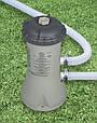 Насос-фильтр картриджный 3785 л/ч, картридж А, шланг 32 мм, Intex 28638 (56638) Н, фото 2