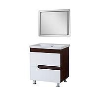 Комплект мебели для ванной комнаты Пандора/Симпл-Венге СВ-80-30-Z-1880-P