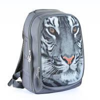 Рюкзак школьный ортопедический  Zibi EVA Tiger