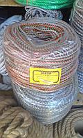 Шнур хояйственный вязанный(ковровый) 8мм