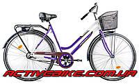 """Городской велосипед Ardis Лыбидь с корзиной 28"""""""