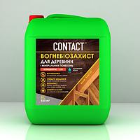 Огнебиозащита 1 кг для деревянных и минеральных поверхностей (концентрат 1:10, цвет каштан)