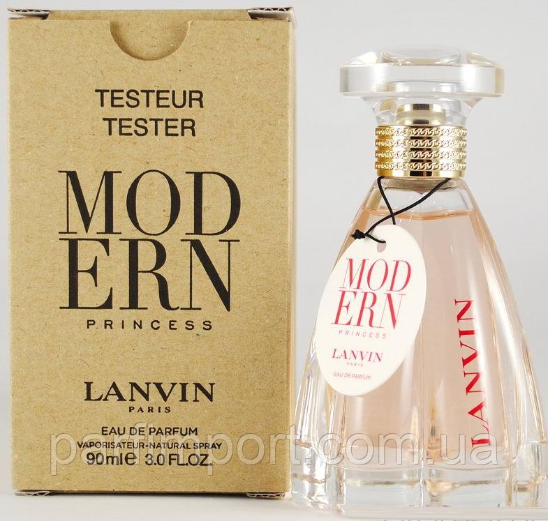 Lanvin Modern Princess eau Sensuelle edt 90 ml  TESTER  туалетная вода женская (оригинал подлинник  Франция)