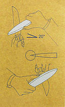 Точильный камень Stone Opinel blister 10 ( 001837), фото 3