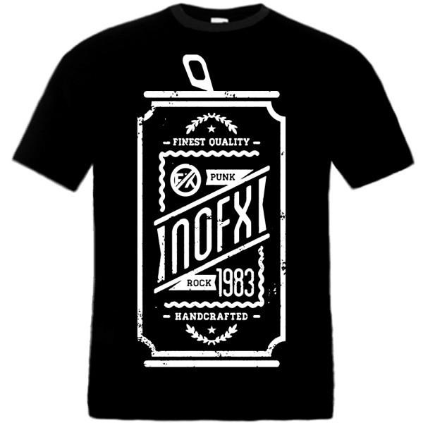 Футболка NOFX - Beer Can