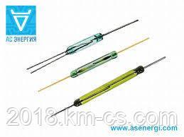 Контакты герконовые (Reed) КЭМ-6