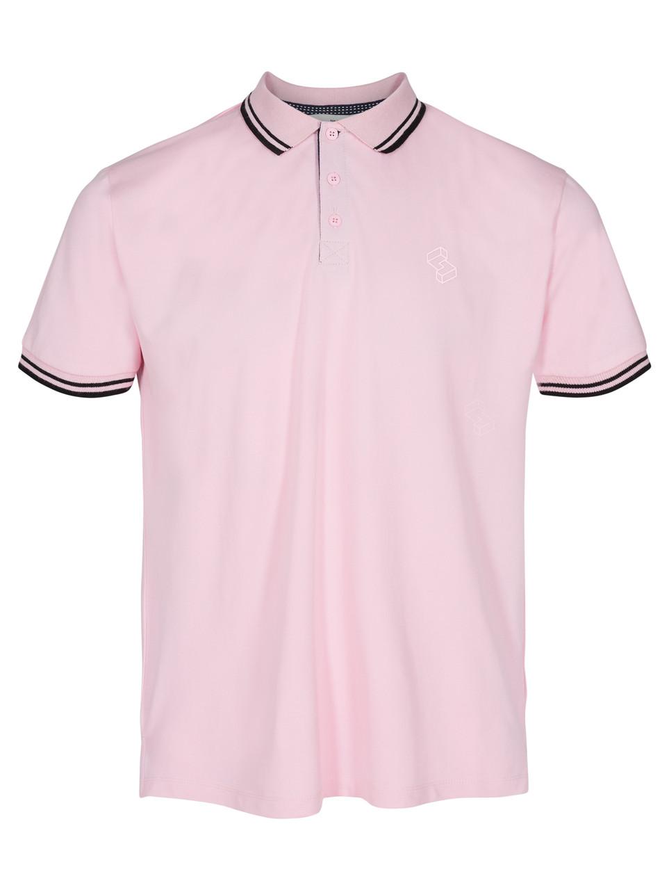 Мужская футболка поло Christopher SS Polo от Solid (Дания) в размере L