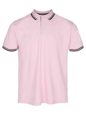 Мужская футболка поло Christopher SS Polo от Solid (Дания) в размере L, фото 2