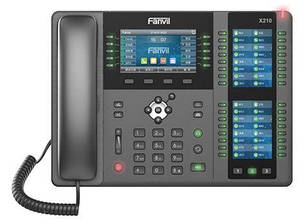 IP телефон Fanvil X210, фото 2