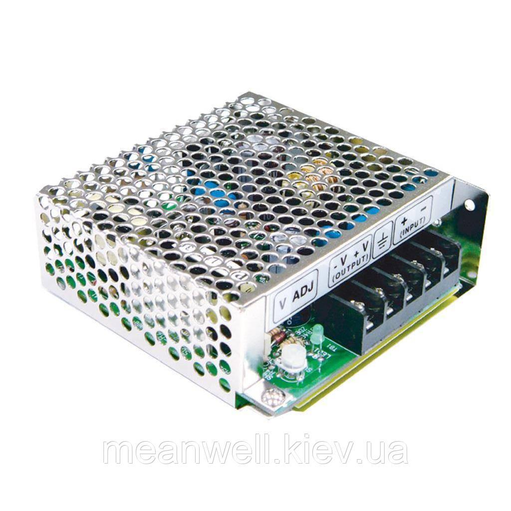 SD-25A-24 Блок питания Mean Well DC DC преобразователь вход 9,2 ~ 18VDC, выход 24в, 1,1A