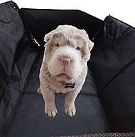 Водостойкий чехол для перевозки собак (автогамак) ДоггисКомфорт (2023)