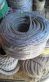 Шнур хояйственный вязанный(ковровый) 10мм